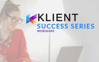 Introducing The Klient Success Series
