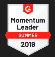 Krow PSA named a Leader in the Summer 2019 Momentum Report for Professional Services Automation by Real Users on G2 Crowd